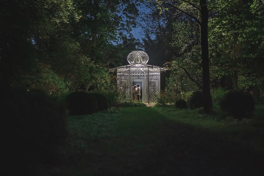 Silhouetten - Schloss Britz - Verlobungsshootings - Paarshootings - Hochzeitsfotograf Berlin Potsdam Brandenburg