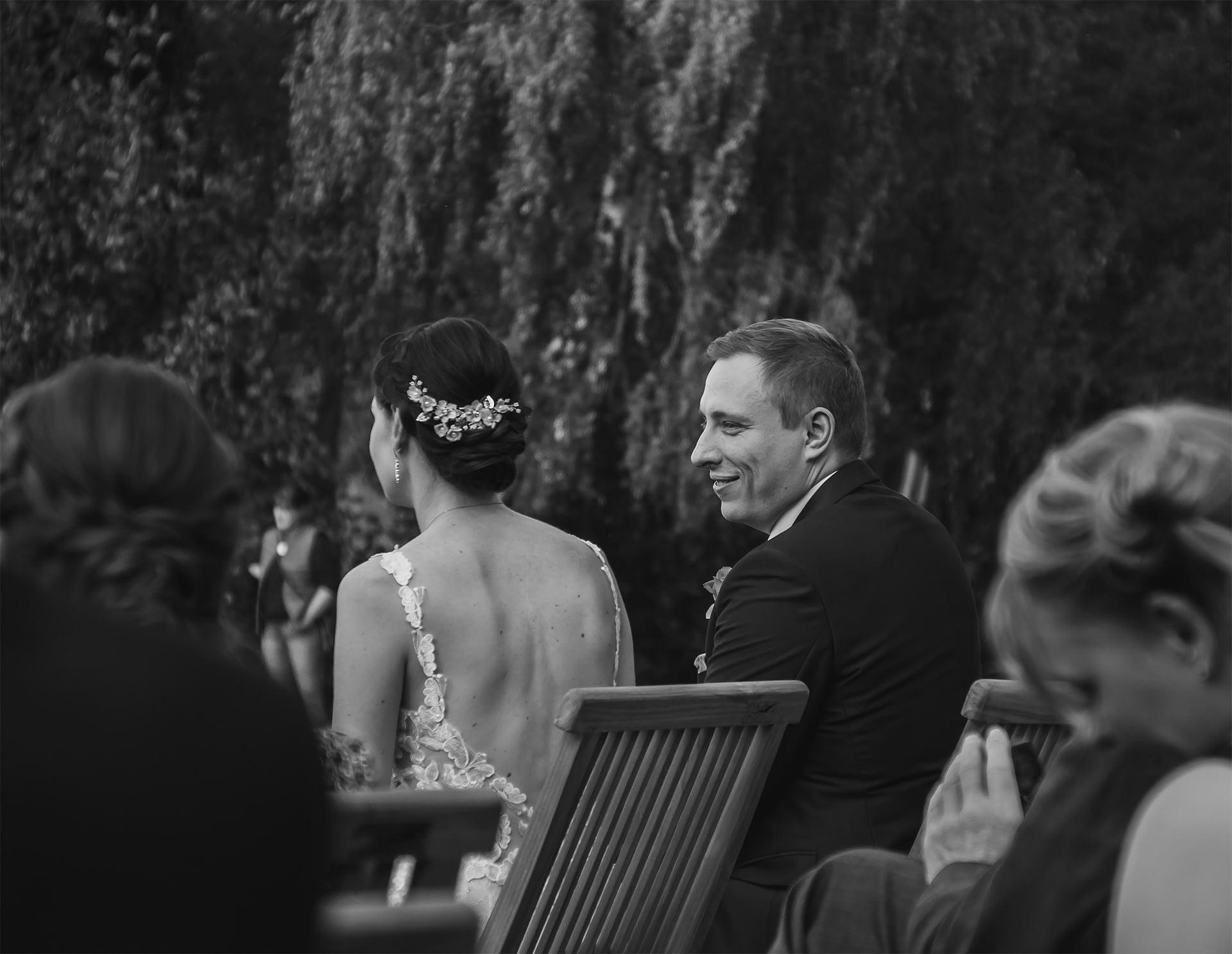 Hochzeitsfotograf Berlin Potsdam Brandenburg - Hochzeitsreportage - Freie Trauung – Brautpaar